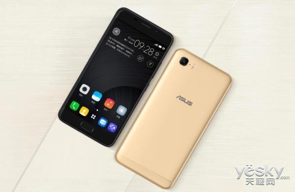 精致的不像千元机 华硕飞马3S手机新品上市