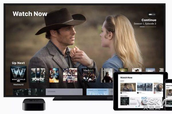 亚马逊Fire TV主管加盟苹果 拯救Apple TV?