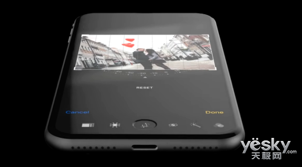 加入虹膜识别功能 供应链看好苹果iPhone8