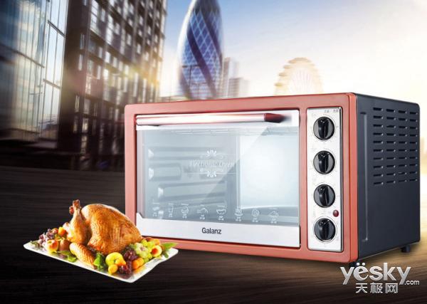 食材可控的烘焙食物 家用烤箱推荐