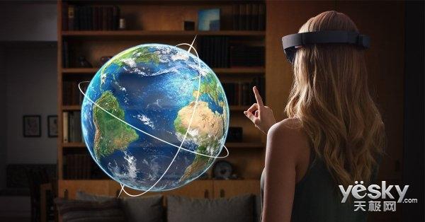 微软计划推HoloLens消费者版:1000美元以内