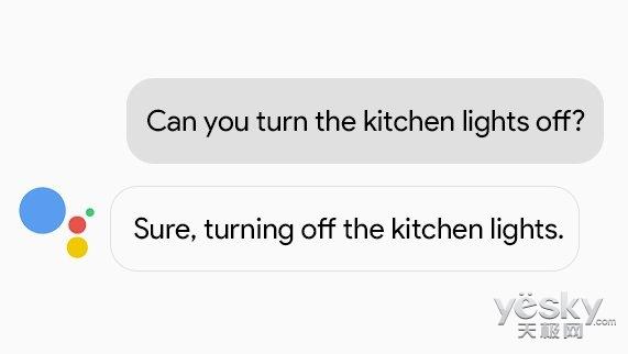 谷歌AI助手新功能:可控制第3方智能家居设备