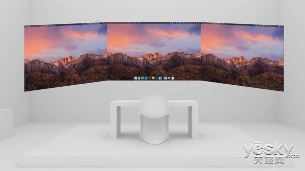 谁说Mac带不动VR 用VR Desktop就可以