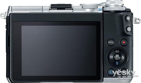 5356元佳能EOS M6相机发布:M3外观+M5配置