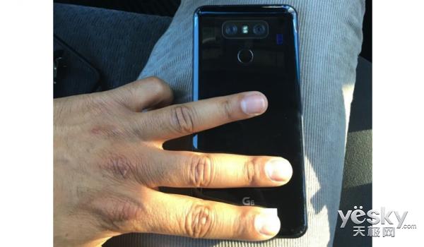 运营商:LG G6电池容量达3200mAh/不可卸载