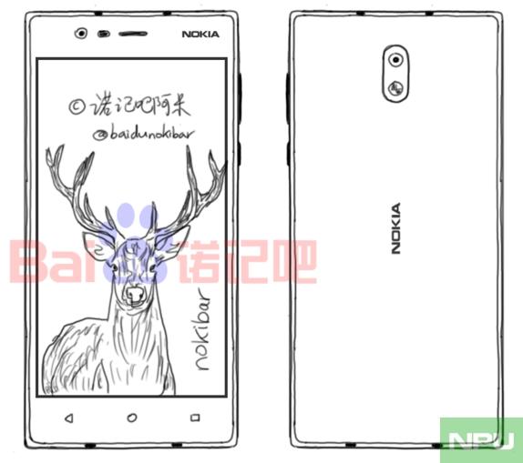 诺基亚入门机Nokia 3配置曝光:搭载骁龙425