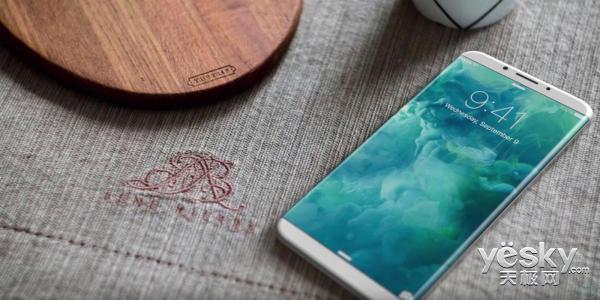 满分黑科技:iPhone 8或配置3D激光扫描模块