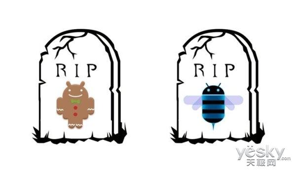再见了Android