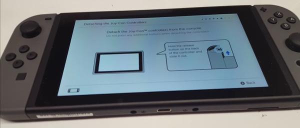 任天堂Switch真机偷跑:UI界面全曝光