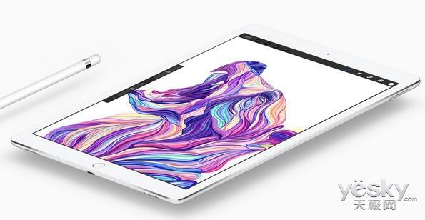 有得等!苹果10.5英寸iPad Pro最早5月上市
