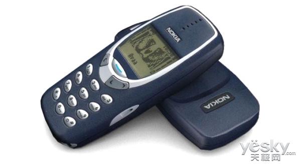 爆料大神:复刻版Nokia3310运行Series30+ UI