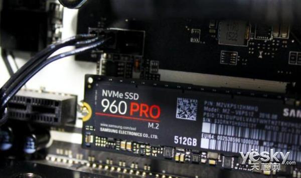 M.2和NVMe优势 畅快体验三星960PRO轻松做到