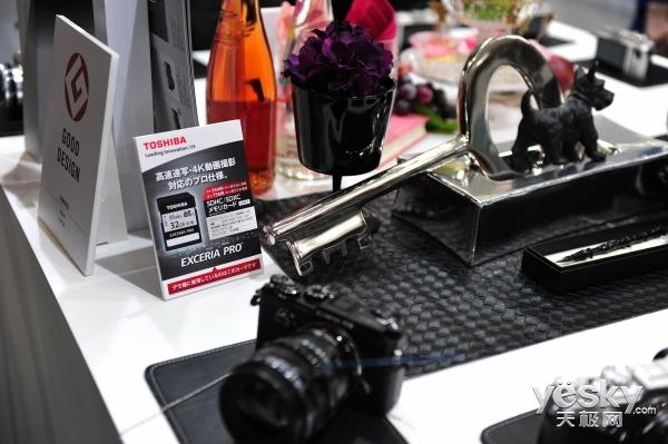 CP+2017:东芝全系存储产品齐亮相