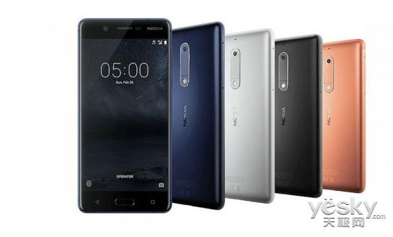 MWC2017 Nokia 8没有出现的原因竟然是这样