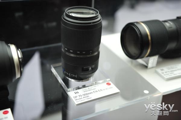 """CP+2017:腾龙新品""""大三元""""长焦镜头引关注"""