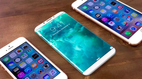 iPhone 8将配备5.8英寸OLED显示屏