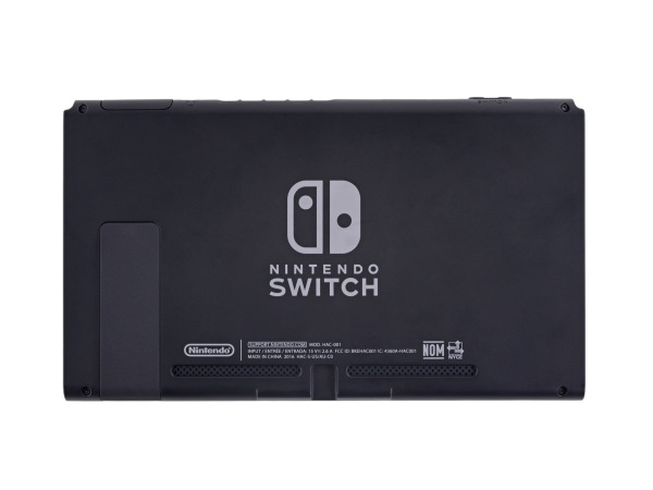 任天堂Switch拆解:过程繁琐零件很多但并不困难