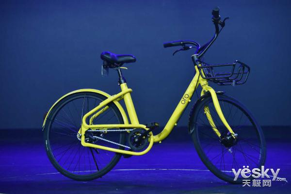 ofo发布新款车型Curve 提升体验更低成本