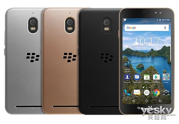 黑莓Aurora手机将于3月16日首发上市 1750元