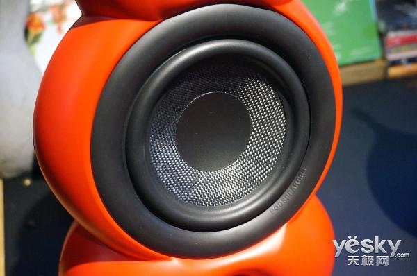 打破传统音响设计 Podspeakers有看头
