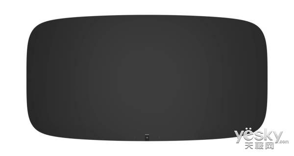 非挂墙电视机而设计 Sonos推出PLAYBASE