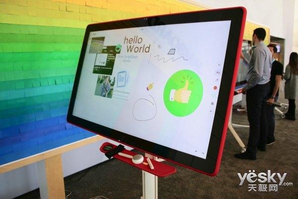 叫板微软 谷歌4K平板Jamboard仅售4999美元