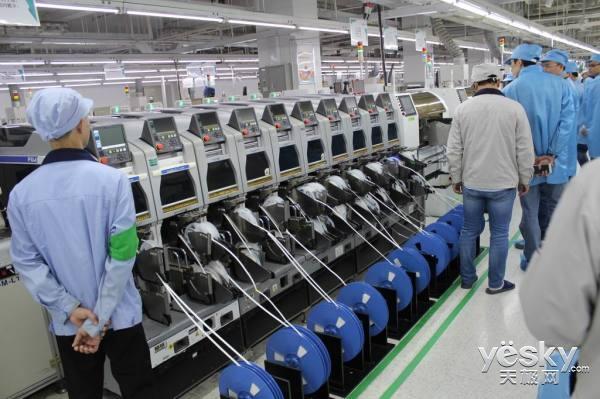 FUN享十年 无索不欢索泰10周年工厂行结束