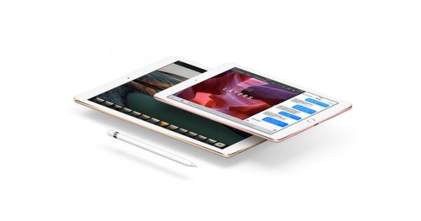 这回没跑了 苹果正在测试四款iPad Pro平板