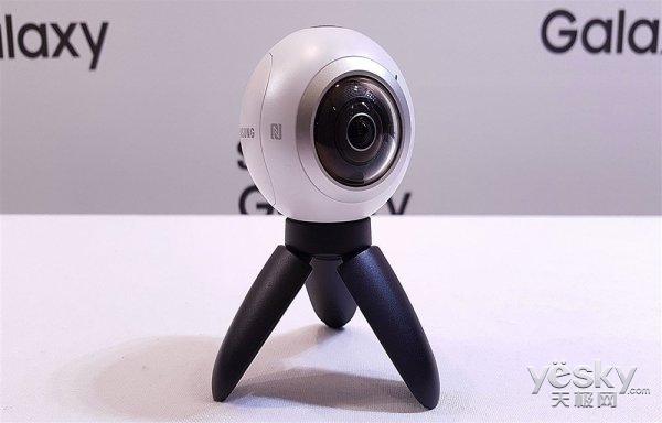 三星Gear360 Pro相机或与S8同台亮相:长续航