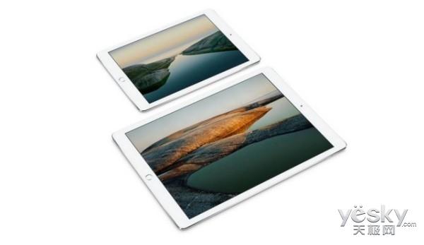 就快来了 苹果目前正在测试4款全新iPad