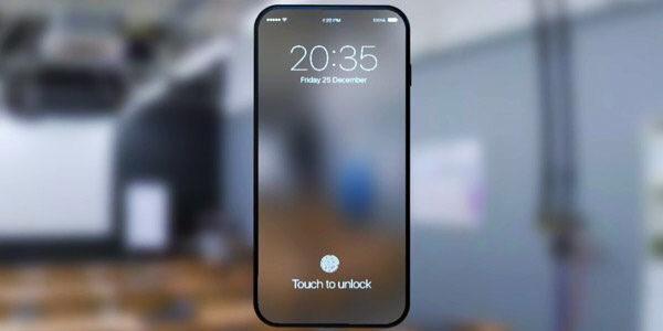 每日IT极热 iPhone 8曲面屏被指形同虚设