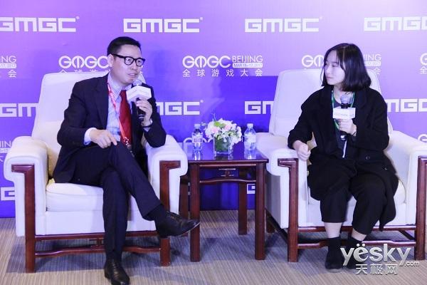 专访GMGC CEO宋炜:让游戏将我们同未来连接