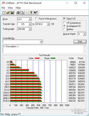 碎文件写入性能提升 东芝A100固件升级教程