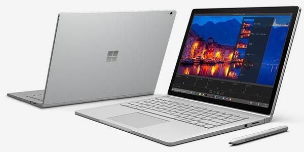 每日IT极热 Surface Book 2最早三月底发布