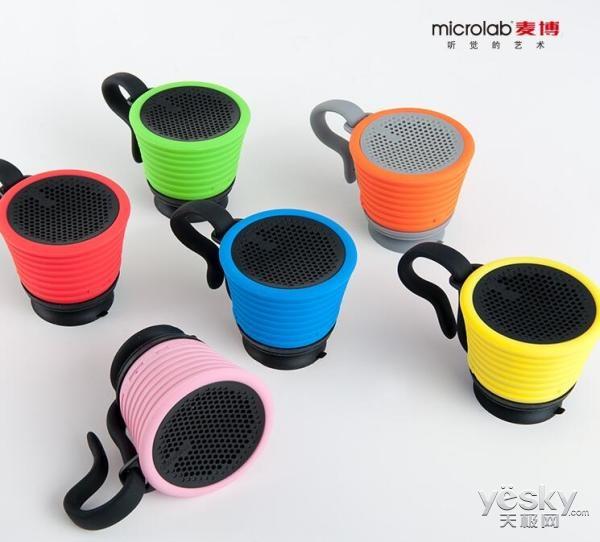 多功能满足多种用途 无线聆听就选蓝牙音箱