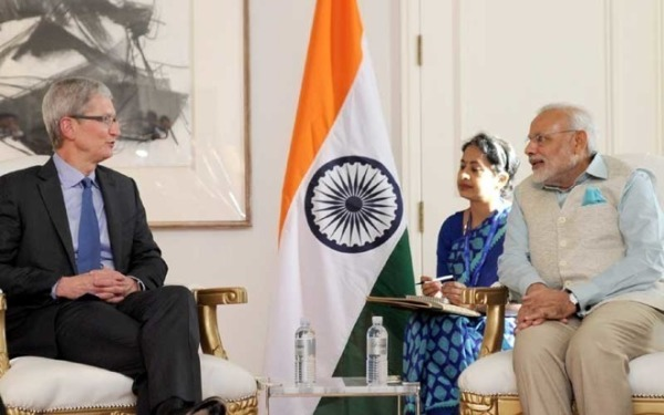 苹果爱印度 计划明年新增100多家授权经销商