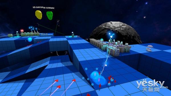 VR版星际争霸《Korix》3月28日登陆PS VR