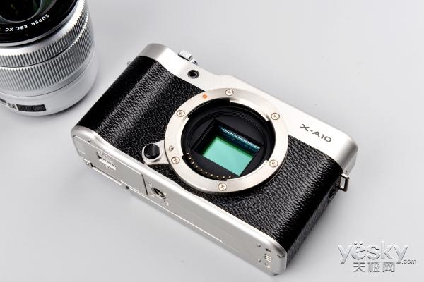 有颜而高画质   富士X-A10无反相机评测