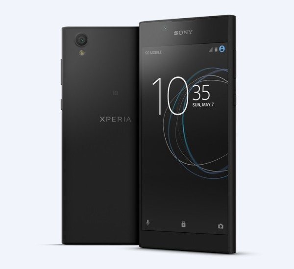 索尼新款Xperia L1发布 设计还是那个味道
