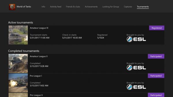 Xbox One更新:加入竞技场模式与自定义形象