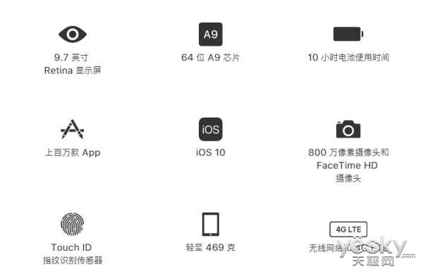 名称短、价格便宜了 新款iPad厚度却提高20%