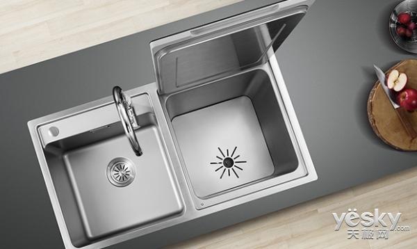 不只是喷水那么简单 技术咖帮你选购洗碗机