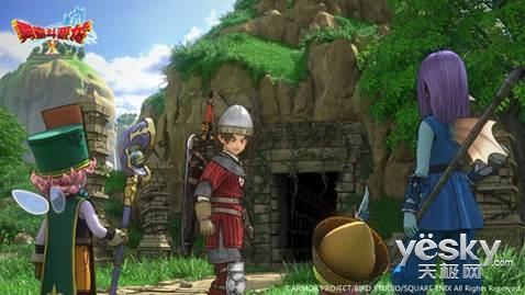 国民RPG品质 《勇者斗恶龙X》玩家心声26条