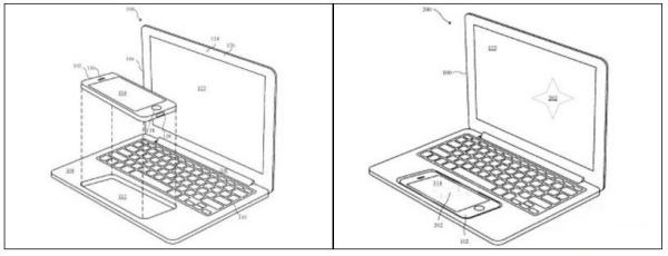苹果新专利曝光 iPhone、iPad 秒变笔记本