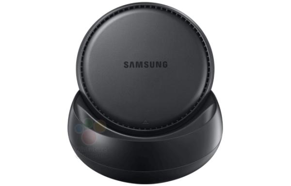 三星S8官方配件大曝光:扩展坞/无线充电器