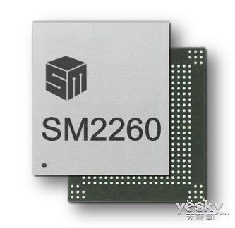 搭载慧荣SM2260主控 PCIe NVMe SSD风头正劲