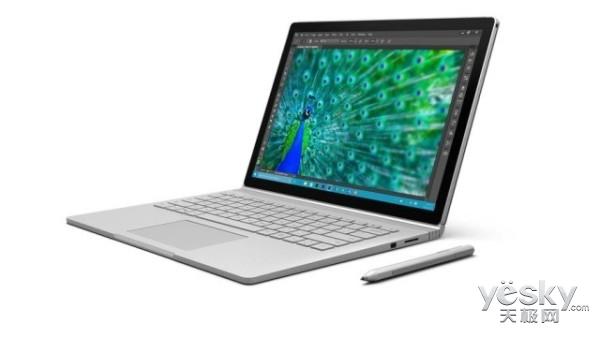 遗憾:微软Surface Book 2或无缘春季发布会