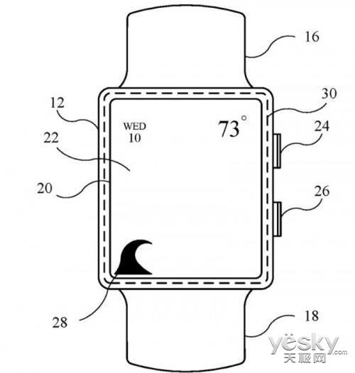 苹果专利曝光:这样的防水技术还有点意思