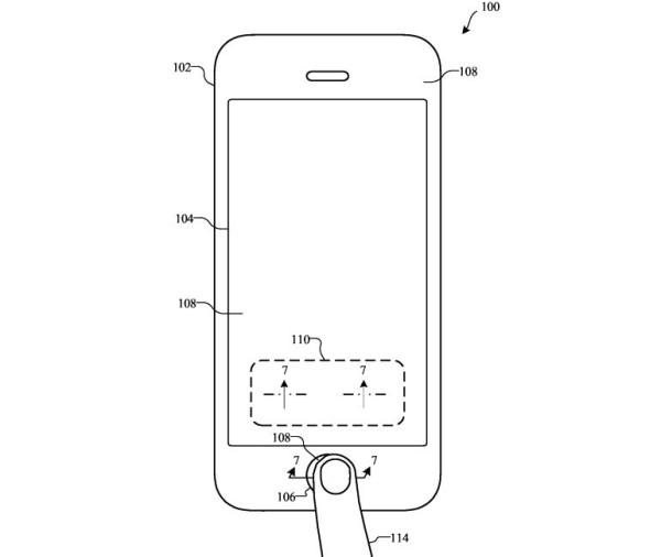 苹果超声波指纹识别专利曝光 Home键不保了