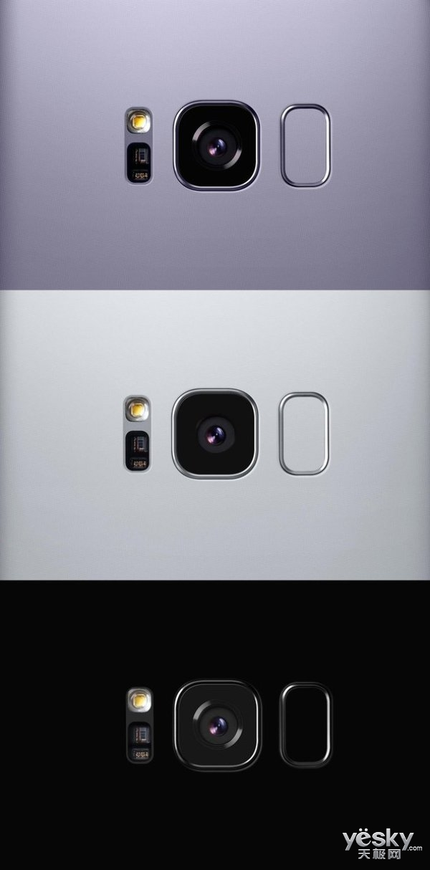 三星S8/S8+局部谍照曝光:黑色面板+后置指纹